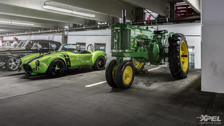 """""""Cobra-Car-Tractor"""""""