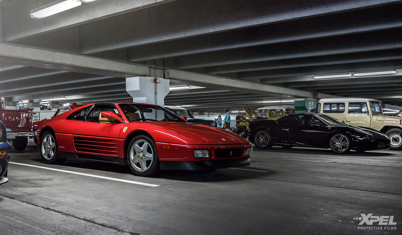 """Barrett-Jackson-North-East-Ferrari-Testarossa"""