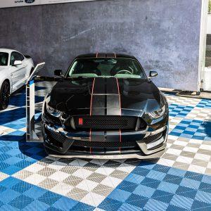 """Barrett-Jackson-North-East-Ford-Mustang-GT350-R"""