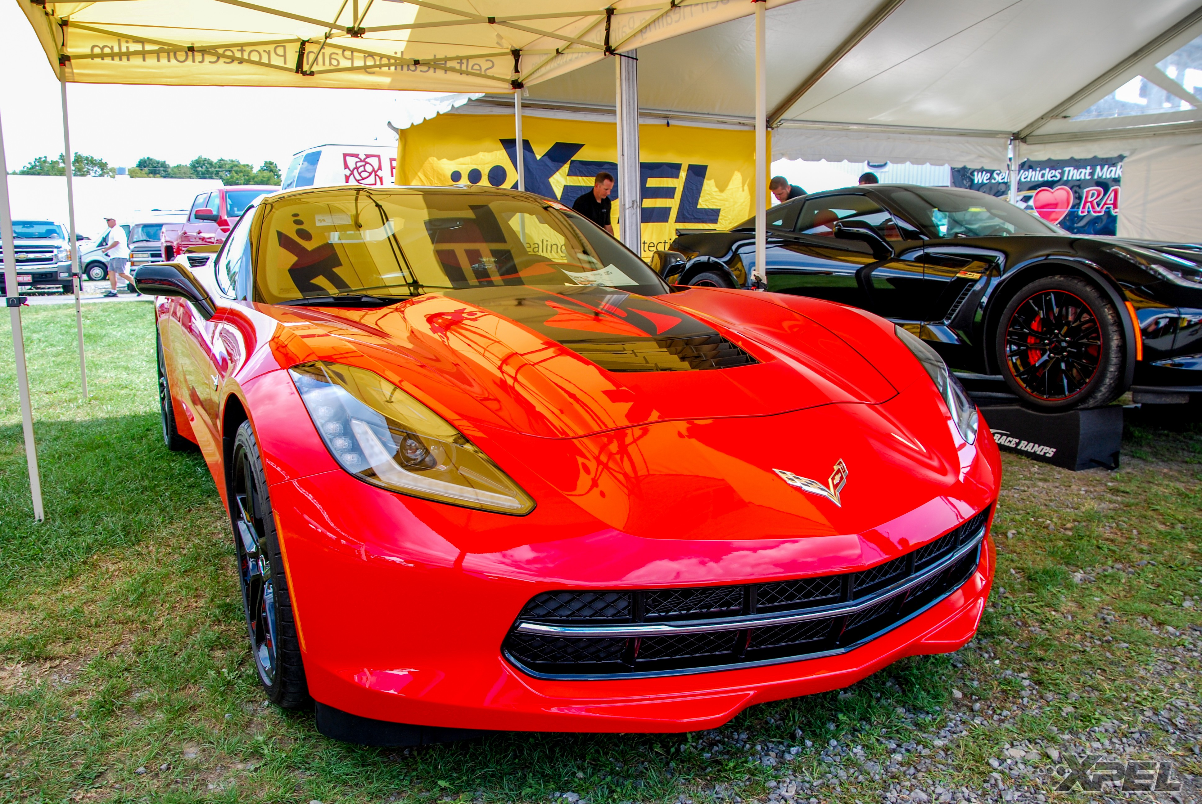 corvettes at carlisle 2015
