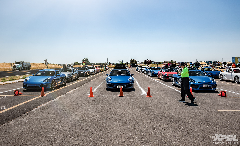 Porsche Parade 2017