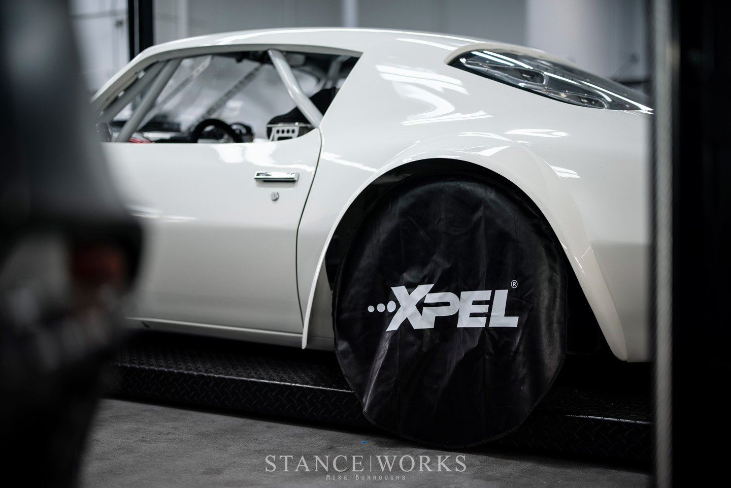 Riley Stair - StanceWorks - ProtoMachine - Trans Am - ULTIMATE PLUS PPF