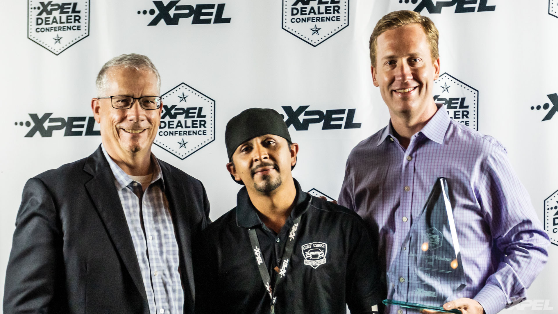 XPEL Dealer Conference 2nd Place Window Film / Window Tint Winner: Alex Rosales - Gulf Coast Auto Shield