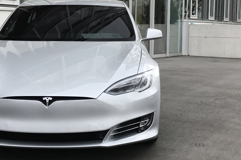 XPEL PRIME AP Automotive Window Tint Tesla