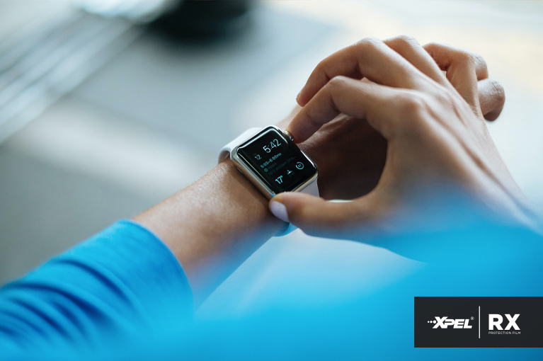 Use XPEL RX on wearable tech