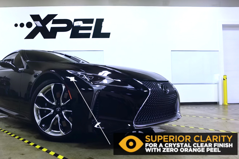 XPEL | Paint Protection | Window Tint | Flat Glass | Anti
